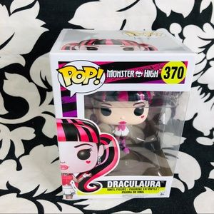 Funko POP! Vinyl: Monster High Draculaura #370